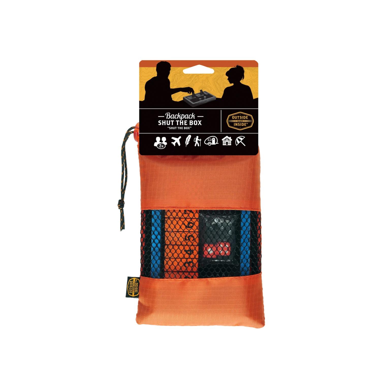 gsi outside inside shut the box game carry bag