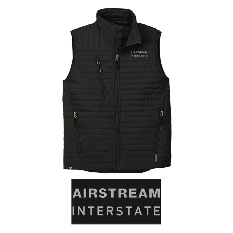 studio eleven Interstate vest men