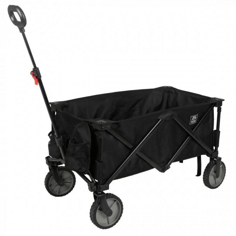 kuma buggy cart black
