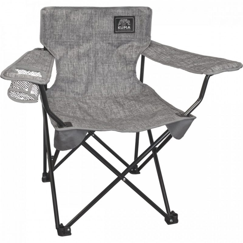 kuma cub jounir chair - heather gray