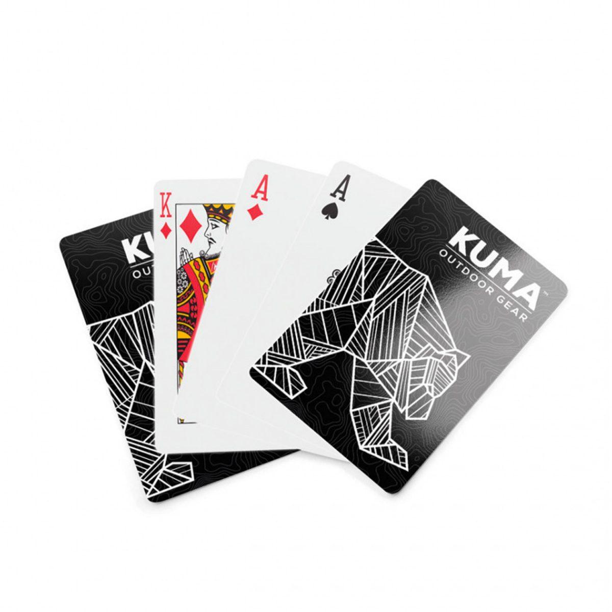 kuma playing cards studio