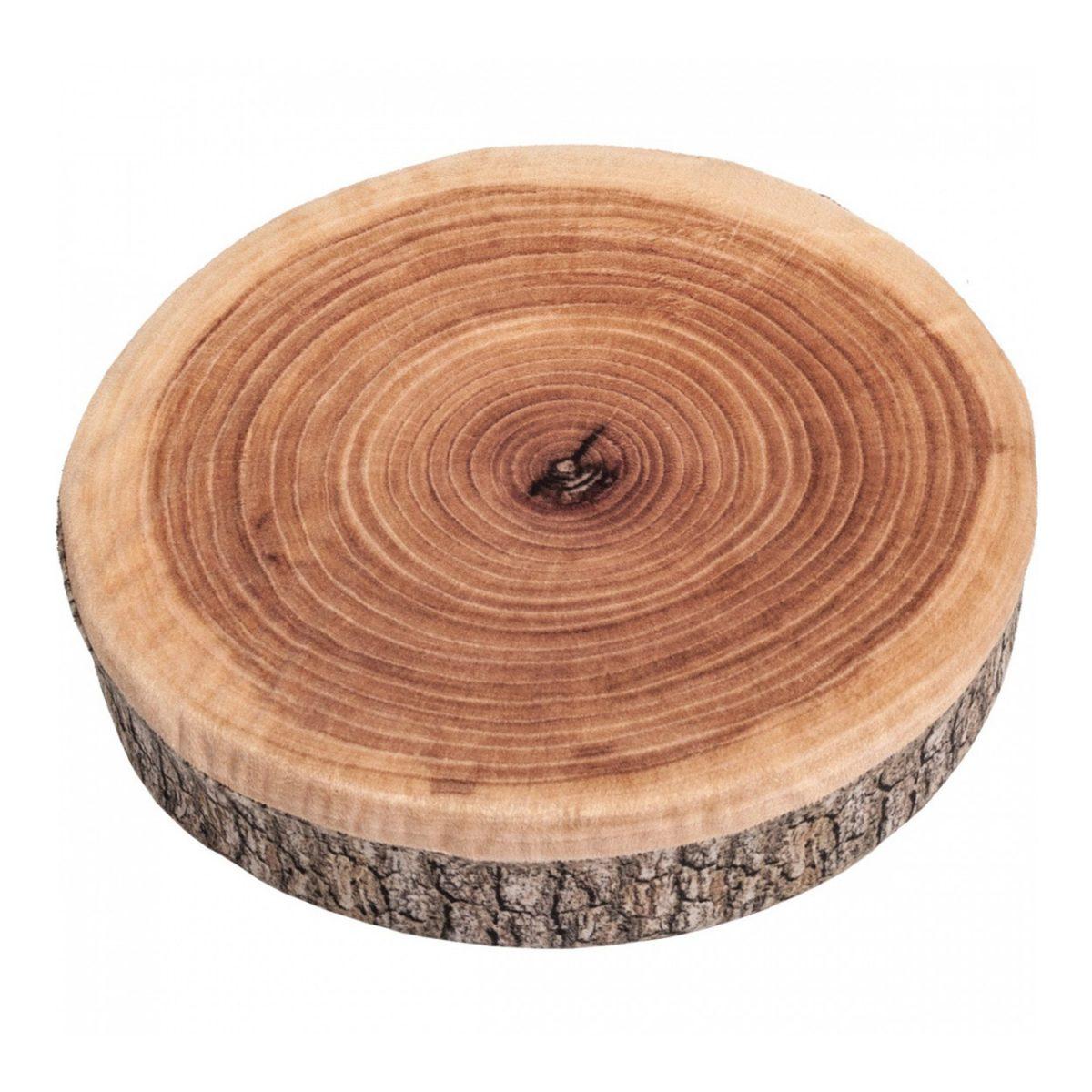 kuma wood chip pillow cushion studio