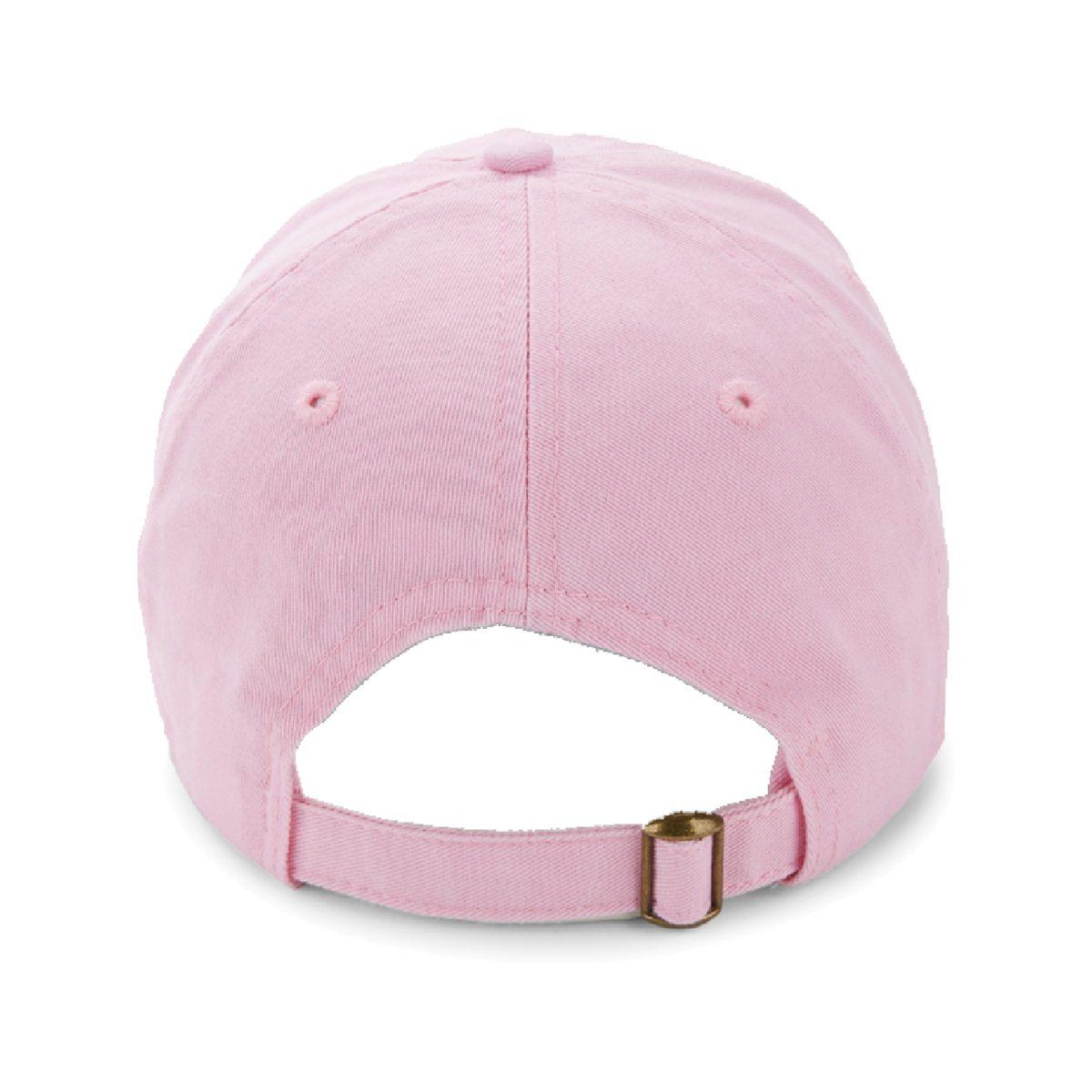 airstream pink flamingo hat back