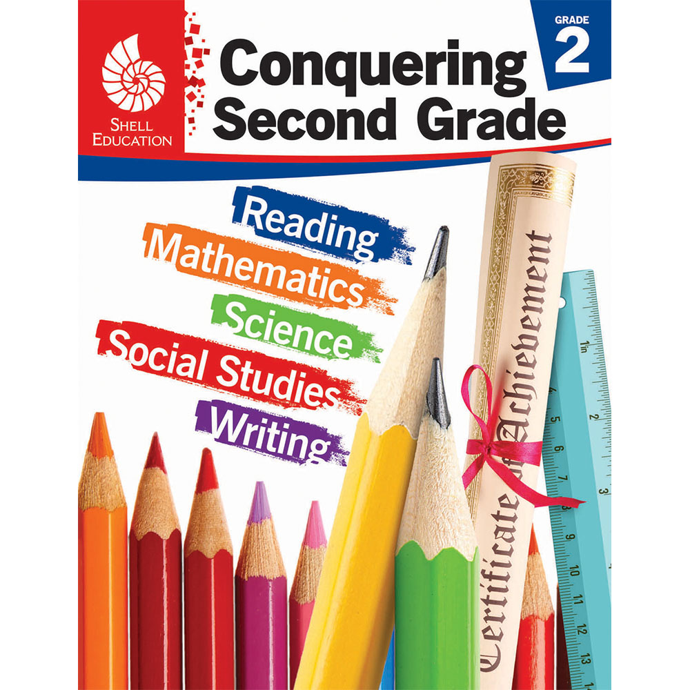 conquering the second grade