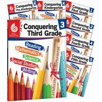 conquering the grades spread