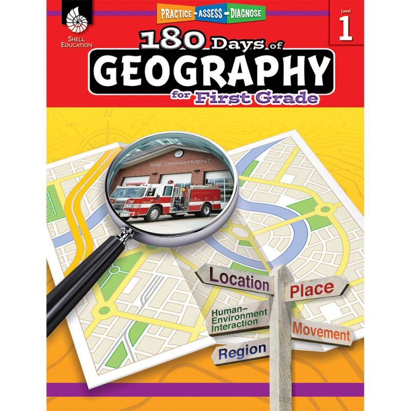 180 days of geography grade 1