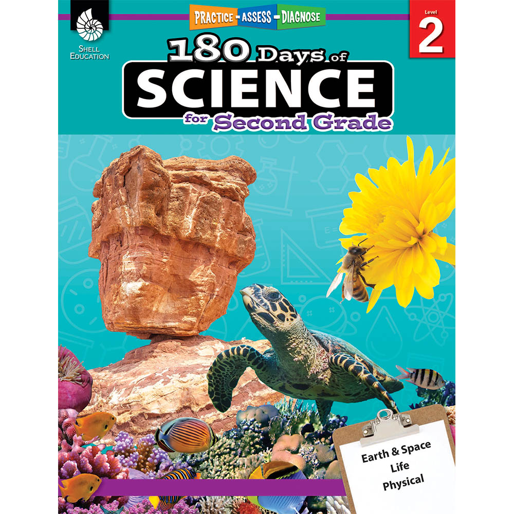 180 days of science grade 2