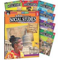 180 days of social studies grade set
