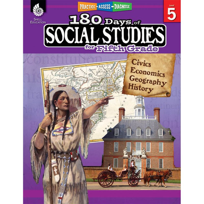 180 days of social studies grade 5