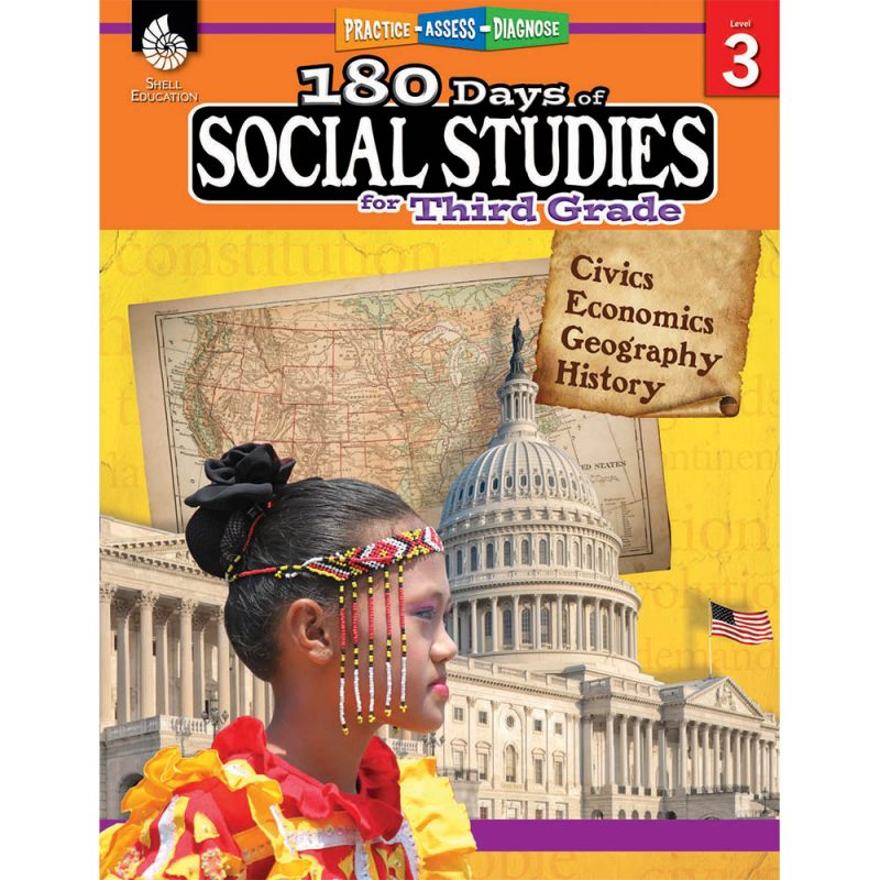180 days of social studies grade 3