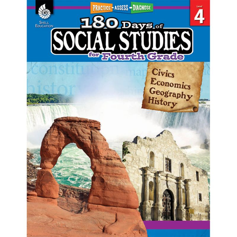 180 days of social studies grade 4