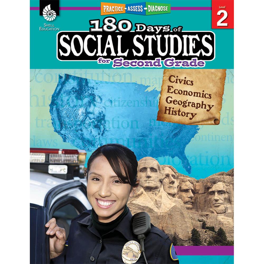 180 days of social studies grade 2