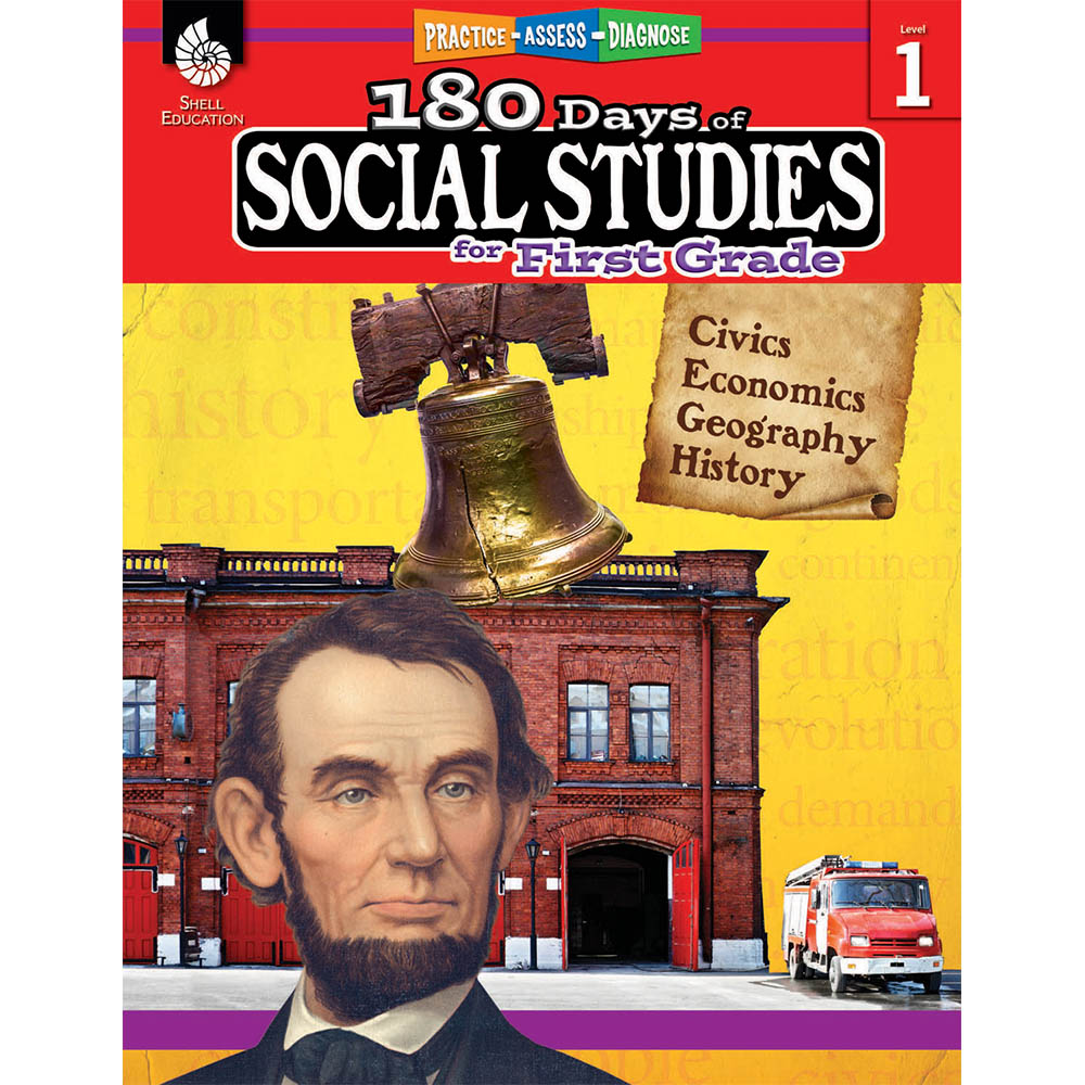 180 days of social studies grade 1