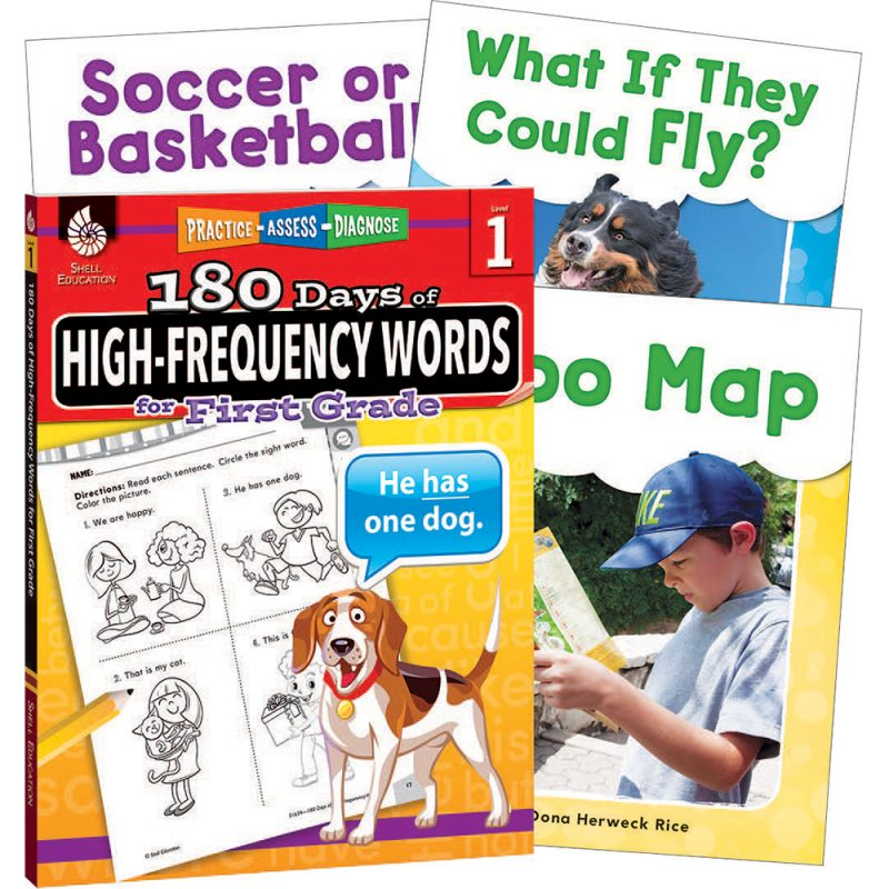 TCM-High-Frequency-Words-1st-Grade