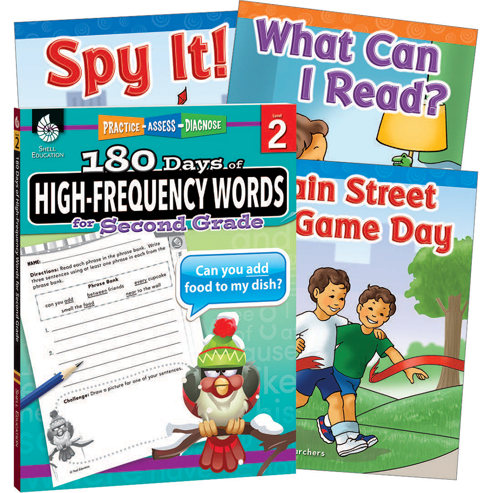 TCM-High-Frequency-Words-2nd-Grade
