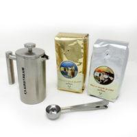 Coffee + Airstream Press Bundle