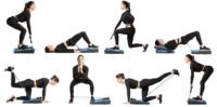 Coba Board Exercises