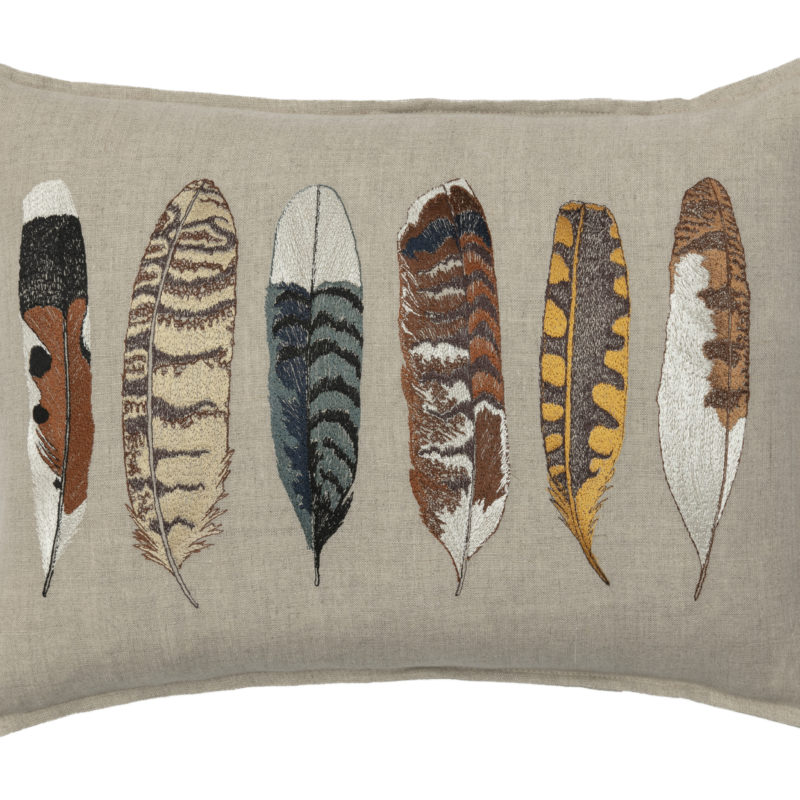 Medium Feathers Pillow