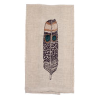 Owl-Feather-Tea-Towel-Coral-and-Tusk