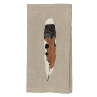 Kestrel-Feather-Napkin-Coral-and-Tusk