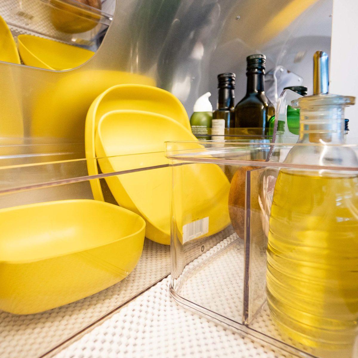Kitchen Locker Storage Square