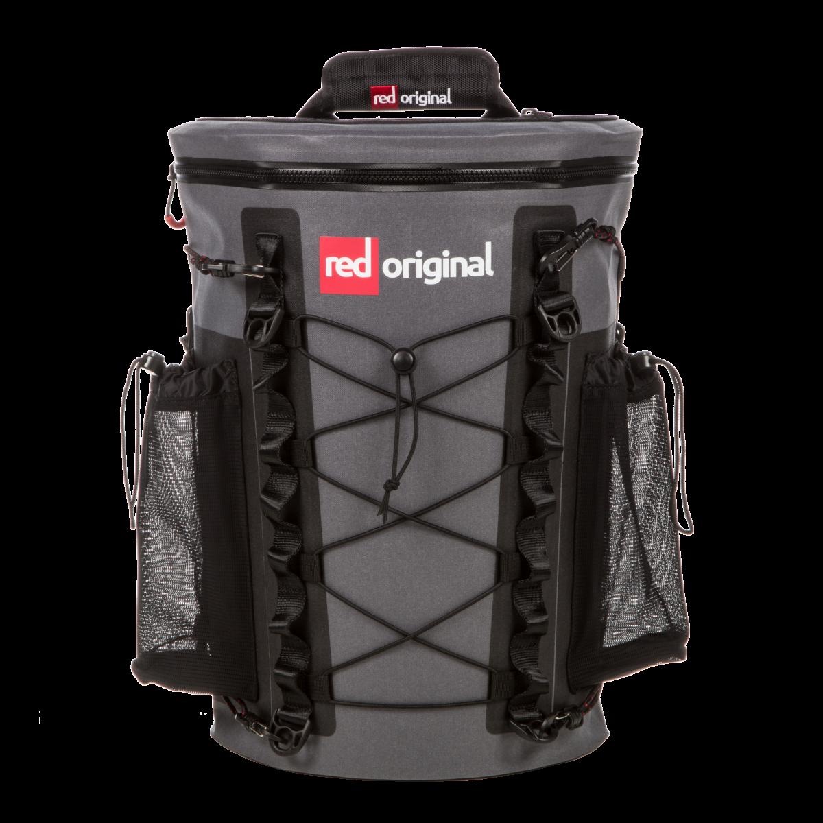 Red Original Deck Bag Front (1)