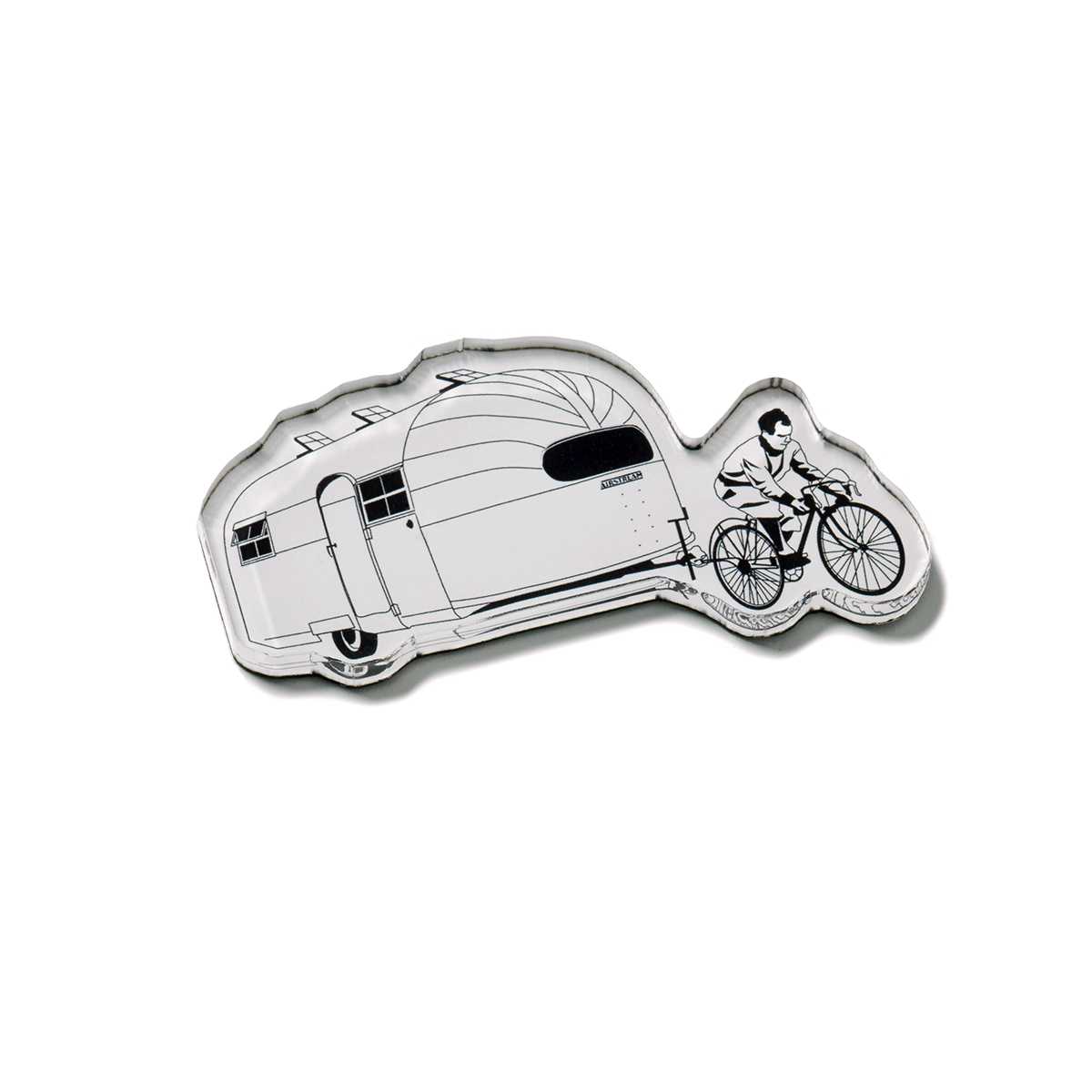 Bicycle Magnet_101474