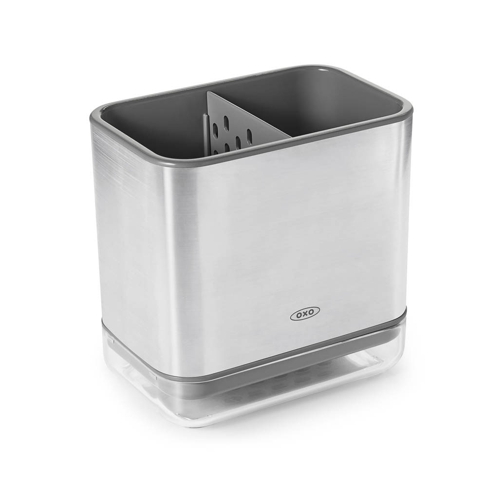 oxo airstream stainless steel sink caddy_1a