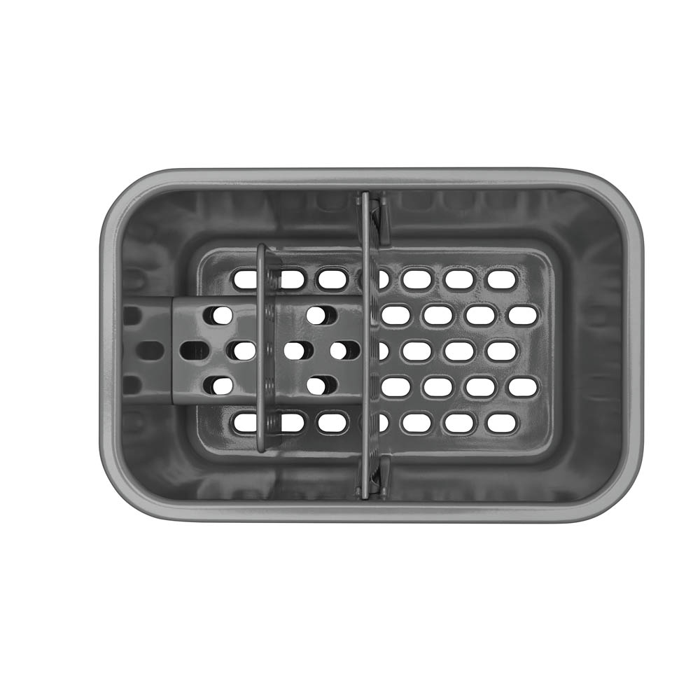 oxo airstream stainless steel sink caddy_2