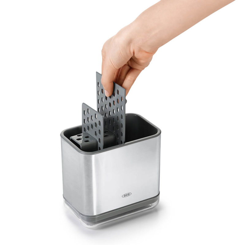 oxo airstream stainless steel sink caddy_4 (1)