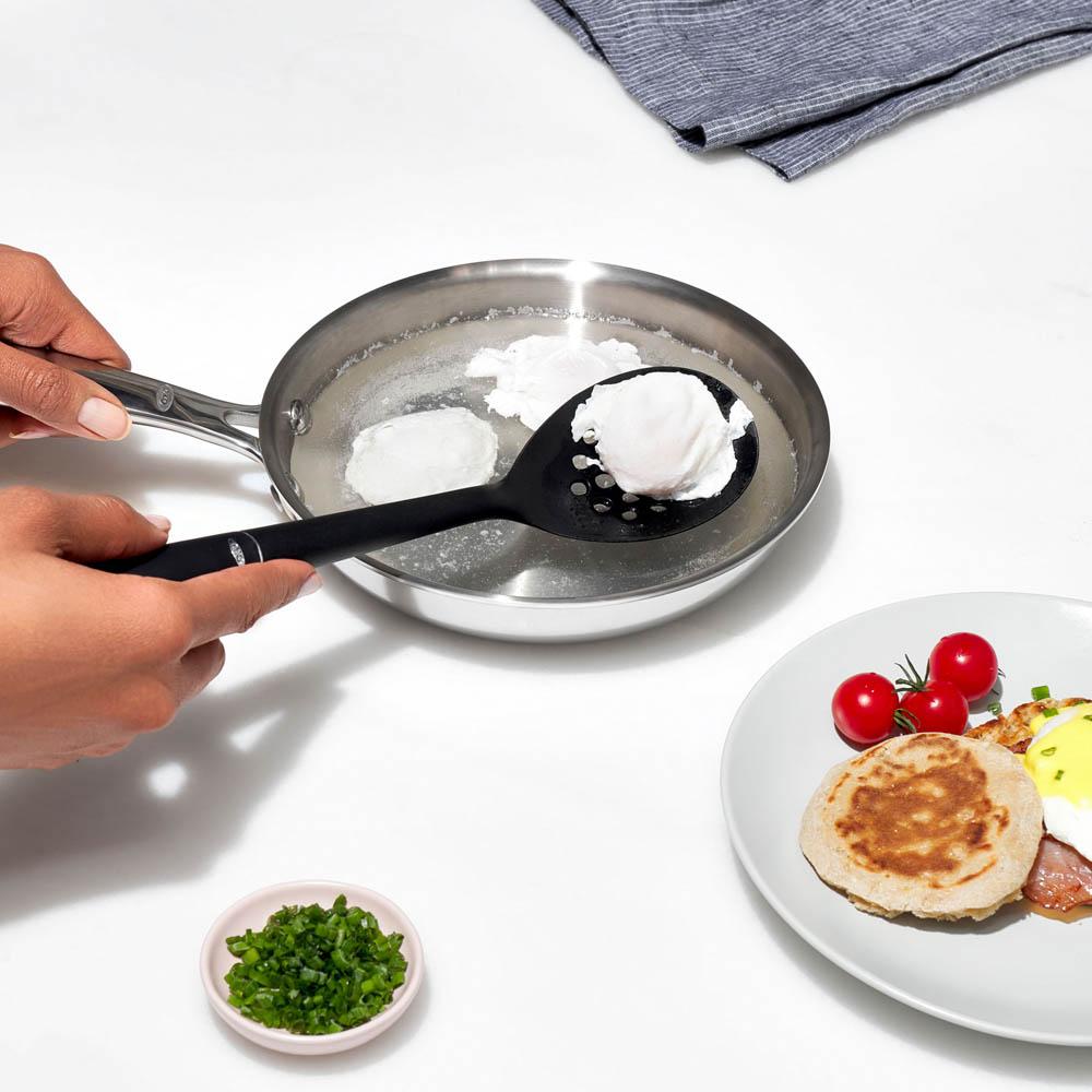 oxo airstream 4 piece nylon utensil set four_4c