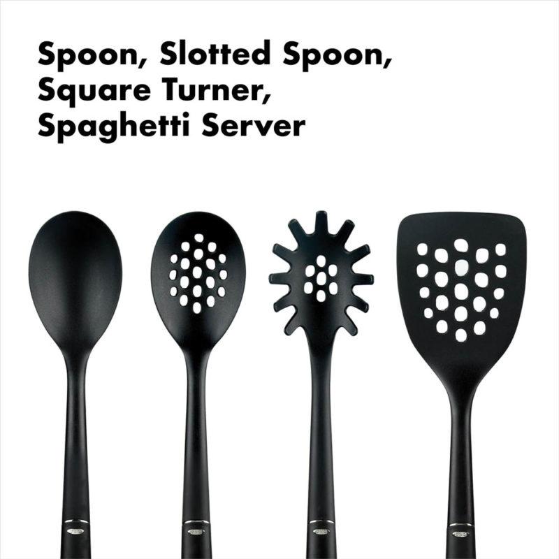 oxo airstream 4 piece nylon utensil set four_8
