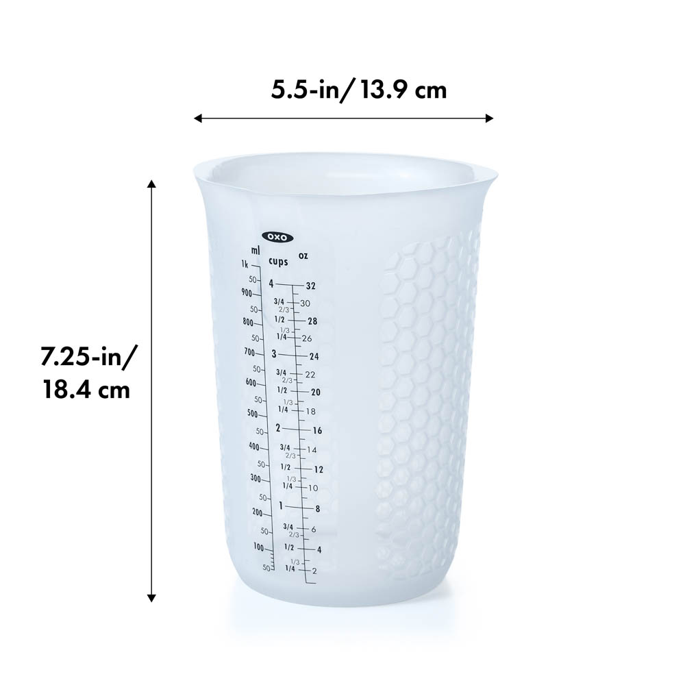 oxo airstream collapsible strainer collander_dim