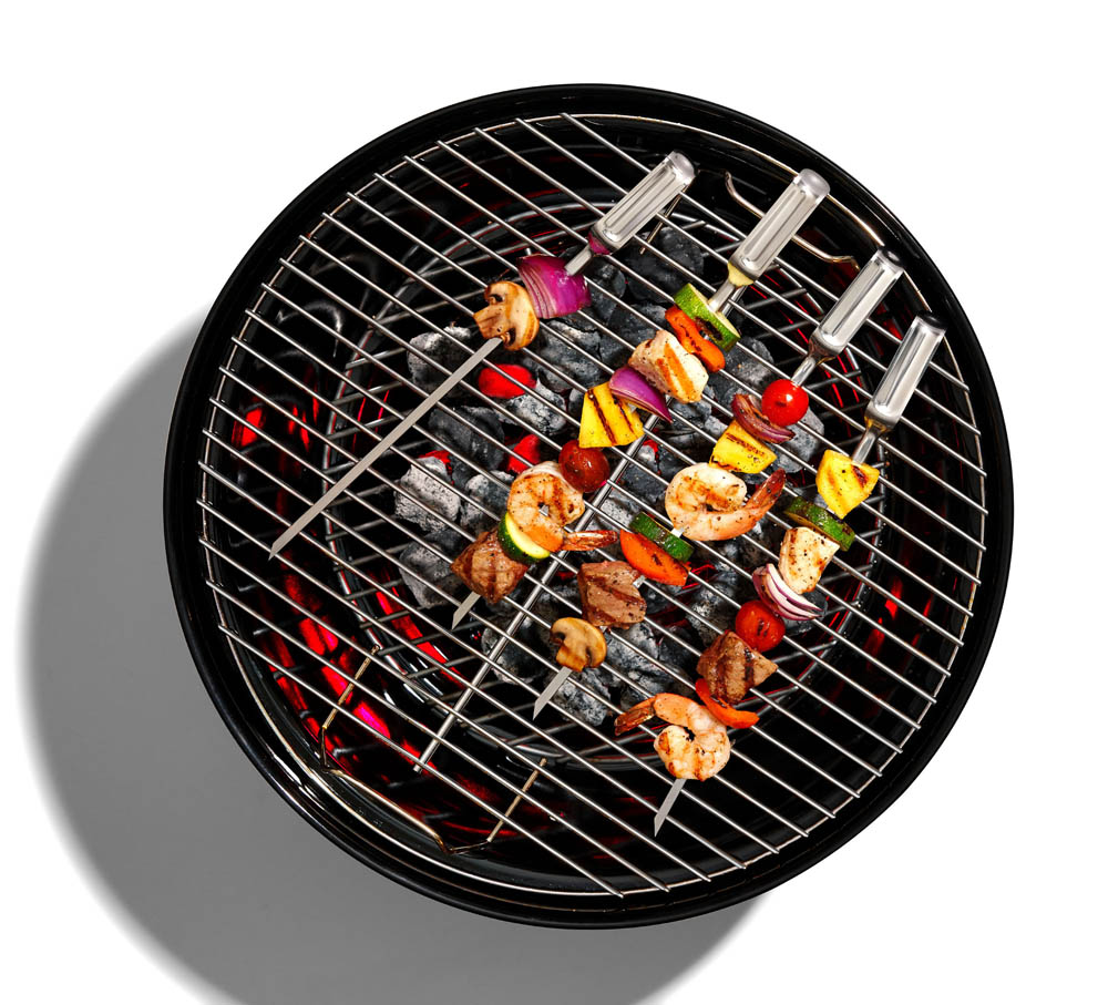 oxo airstream 6 six piece grilling skewer set_2