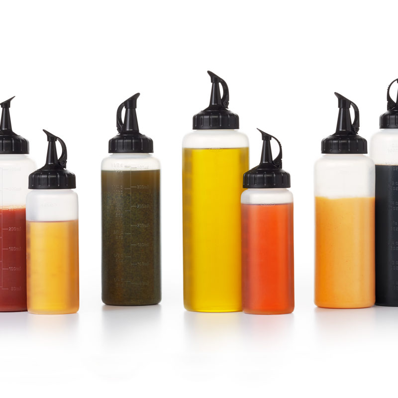 oxo airstream chef squeeze bottles sauce oil_3a