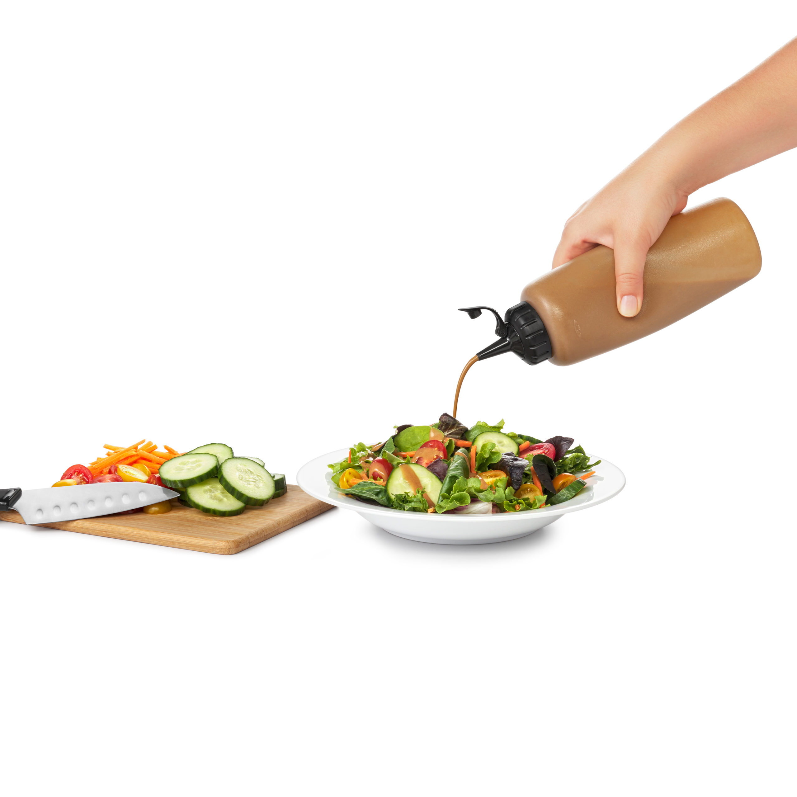 oxo airstream chef squeeze bottles sauce oil_4