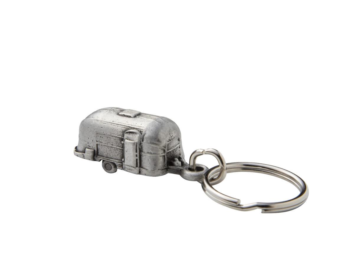 Silver Trailer Keychain-1