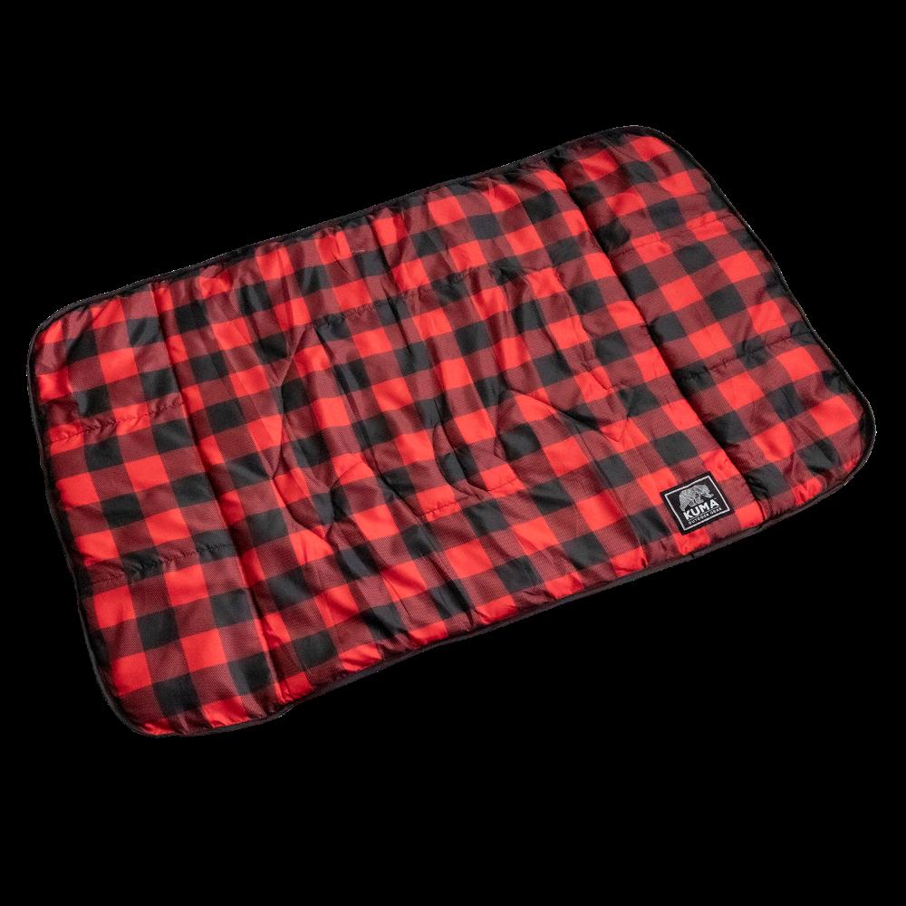 863-Dog-Blanket-Red-Black-Trim