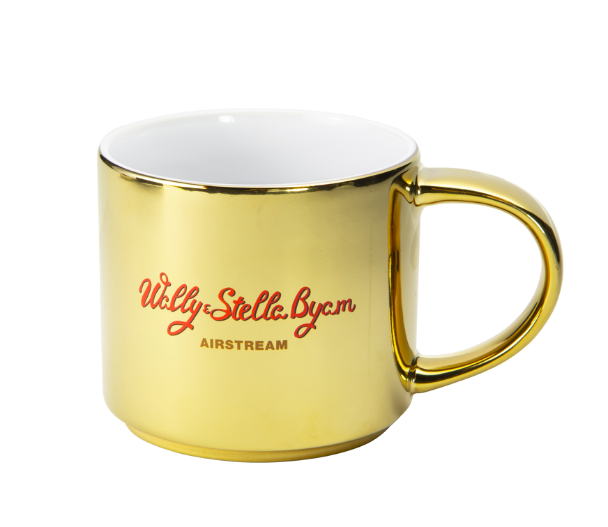 Wally Stella Gold Mug